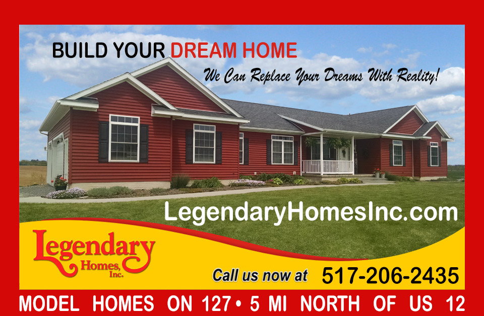 Legendary Homes - Modular Homes Sales