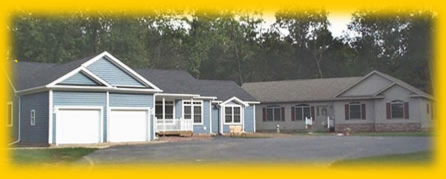 Modular home floor plans michigan legendary homes inc Cape cod model homes